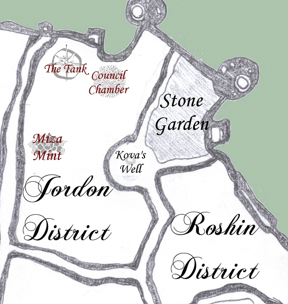 Jordon and Roshin Districts